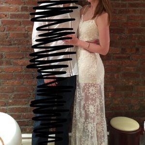 Free People Lace Dress Size S